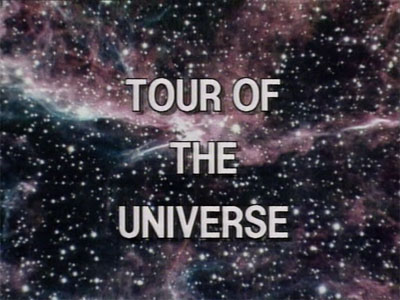 Tour of the Universe
