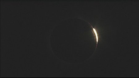 Солнечное затмение в Антарктике  / Solar Eclipse Live from Antarctica