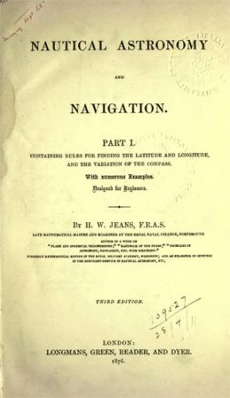Nautical Astronomy and Navigation (part I)