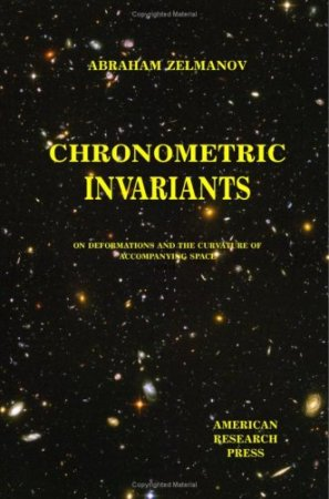 Chronometric Invariants