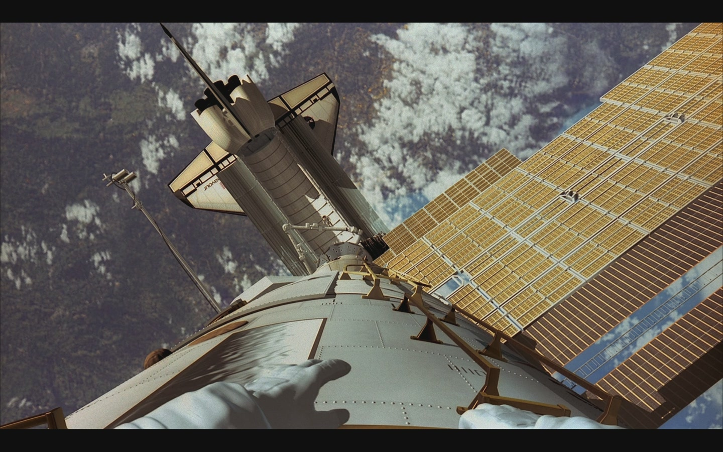 Space Station 3D IMAX Movie (page 2) - Pics about space