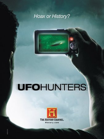 History Channel: охотники за НЛО / History Channel: UFO Hunters