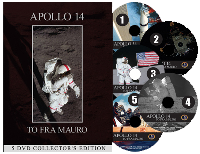 Аполлон-14: На Фра Мауро / Apollo 14: To Fra Mauro