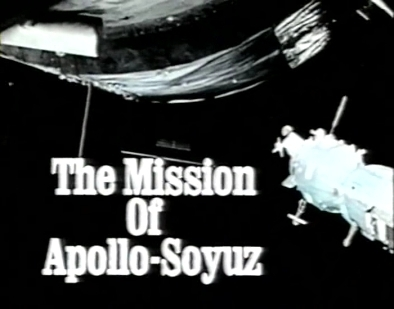 Миссия Аполлон - Союз / The Mission of Apollo-Soyuz
