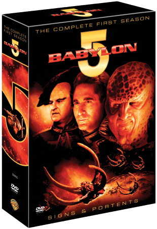 Вавилон 5 / Babylon 5 / 1994 / DVD5 / Сезон 1 / Пророчество и предсказания