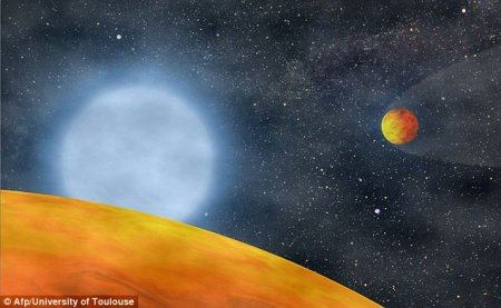 Астрономы открыли еще одну необычную звездную систему