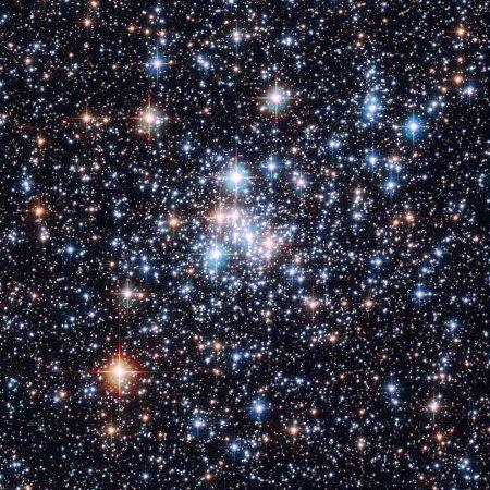 Астрономы доказали существование блуждающих звездных кластеров