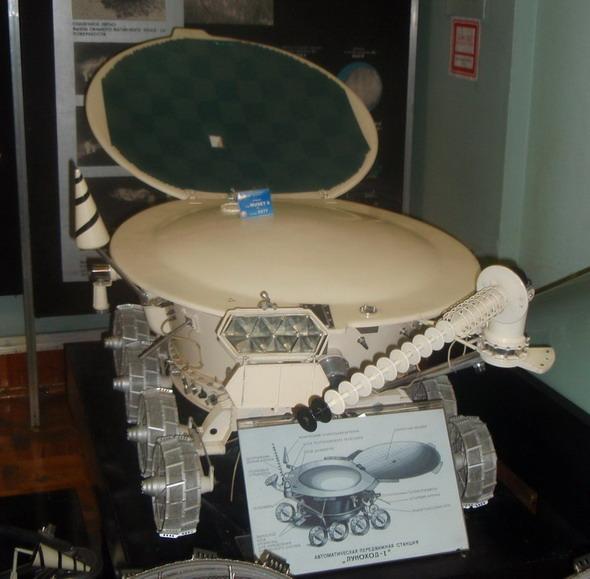 Модель Лунохода-1