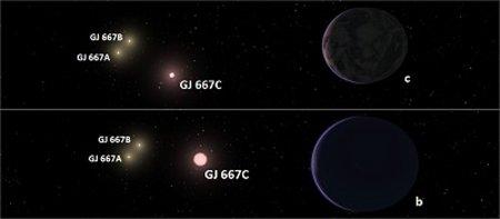 Обнаружена новая Сверхземля в обитаемой зоне близлежащей звезды